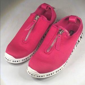 (p262) Dkny Melissa Sneakersn 8.5M